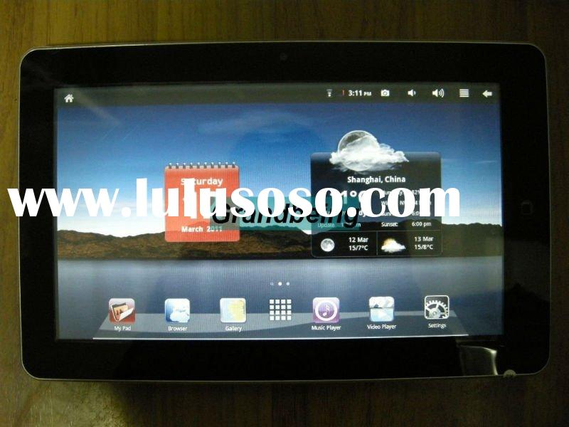 "10.2"" SuperPAD 2 Android 2.2 4GB/8GB/16GB GPS FlyTouch 3 Tablet PC X220"