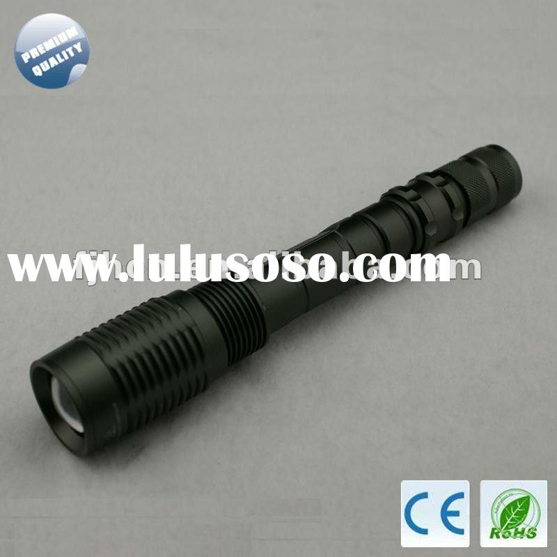 1200 Lumen CREE XML T6 LED Focus Zoom Flashlight / LED Torch / Bicycle Light / Hunting Light