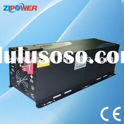 12V/24V/48V 1000W-6000W Pure Sine Wave Solar Inverter peak power 18000w