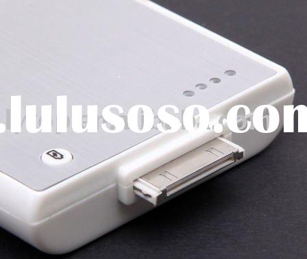 1900mAh Portable Battery Charger for iPhone 4g