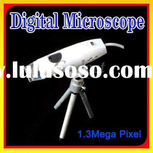 1.3 MP 230X ZOOM USB Digital Video Camera Microscope