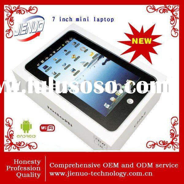 2010 Tablet PC 7/10inch google android wifi+camera OS android 1.9 3D game