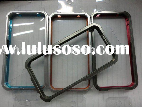 2011 HOT ! Blade aluminium Bumper for iPhone 4, Top Quality, Paypal Accept