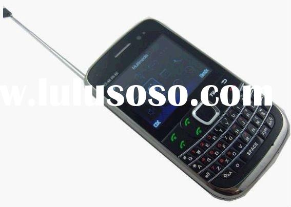 2011 TV mobile phone 4 sim cards standby cell phone S3,accept paypal