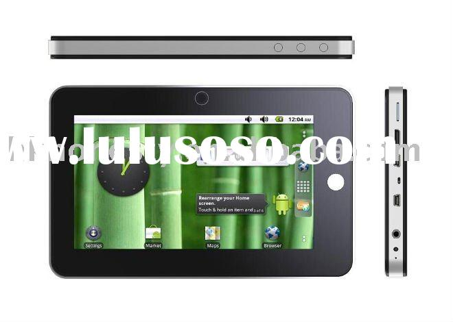 2011 jx 004D Froyo MID 7 inch capacitive touch screen tablet pc mini laptop