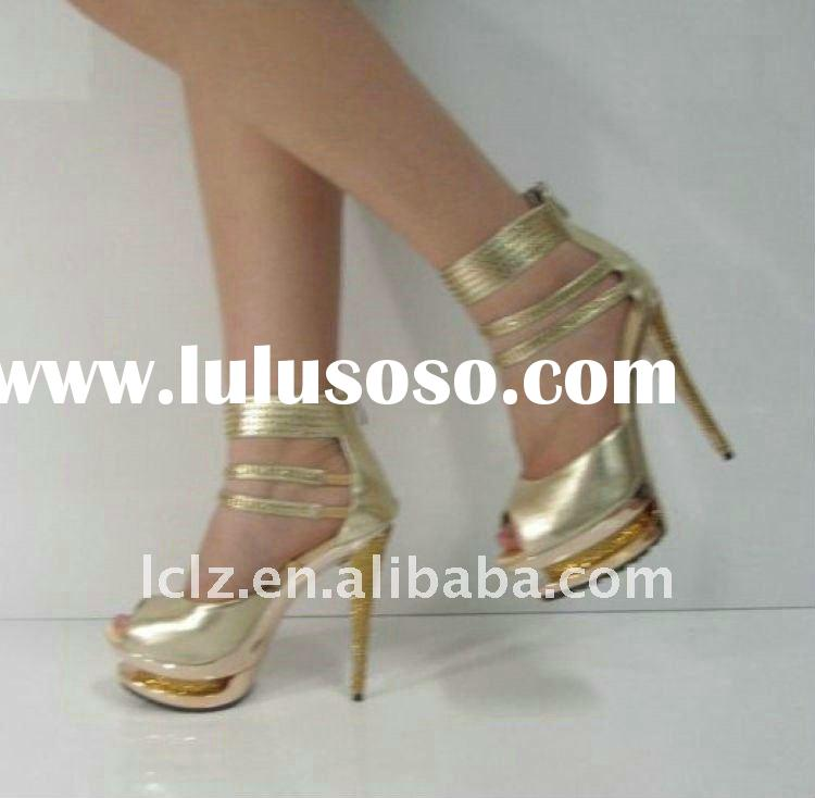 2011 latest fashion lady shoes and women's shoes GSL031 free shipping
