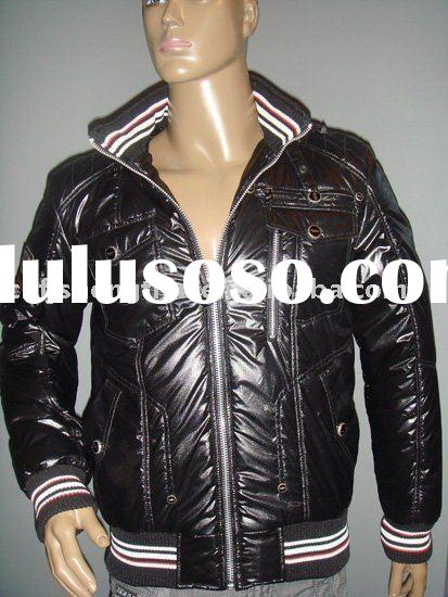 2011 latest fashion men's winter jacket