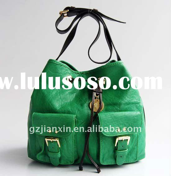 2011 latest fashion top quality PU leather ladies bags handbags