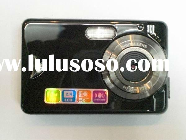 2011 sales promotion! 2.4inch Digital Camera DC550(accept paypal)