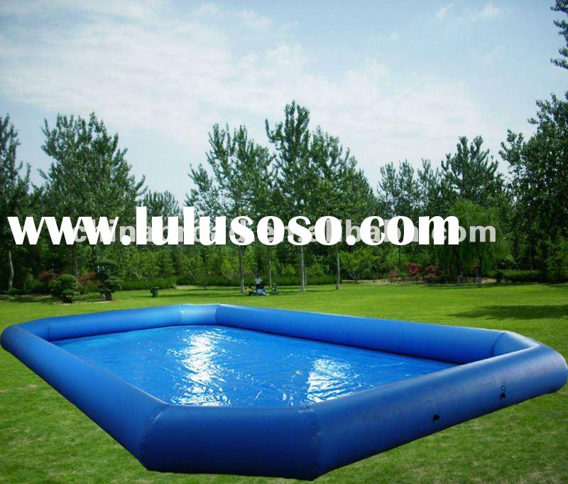 2012 Best Quality Plastic Swimming Pool For Kids