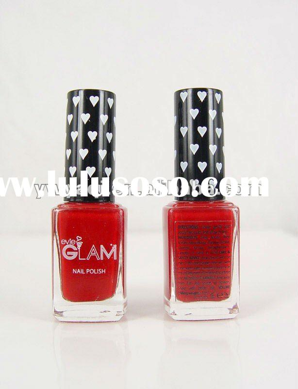 2012 hot sale nail polish/nontoxic nail polish /natural nail polish