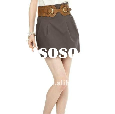 2012 summer newest fashion casual short skirt