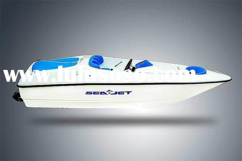 230HP Boats Fiberglass hull