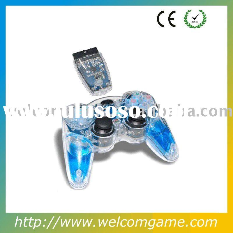 2.4G wireless game controller for PS2