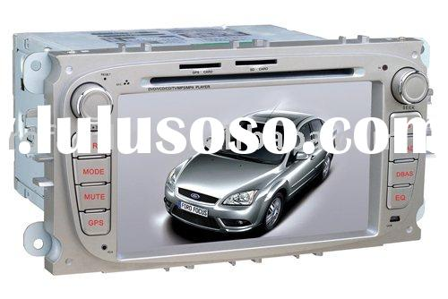 2din Car DVD GPS navigation system for Ford Mondeo Ford Focus S-max