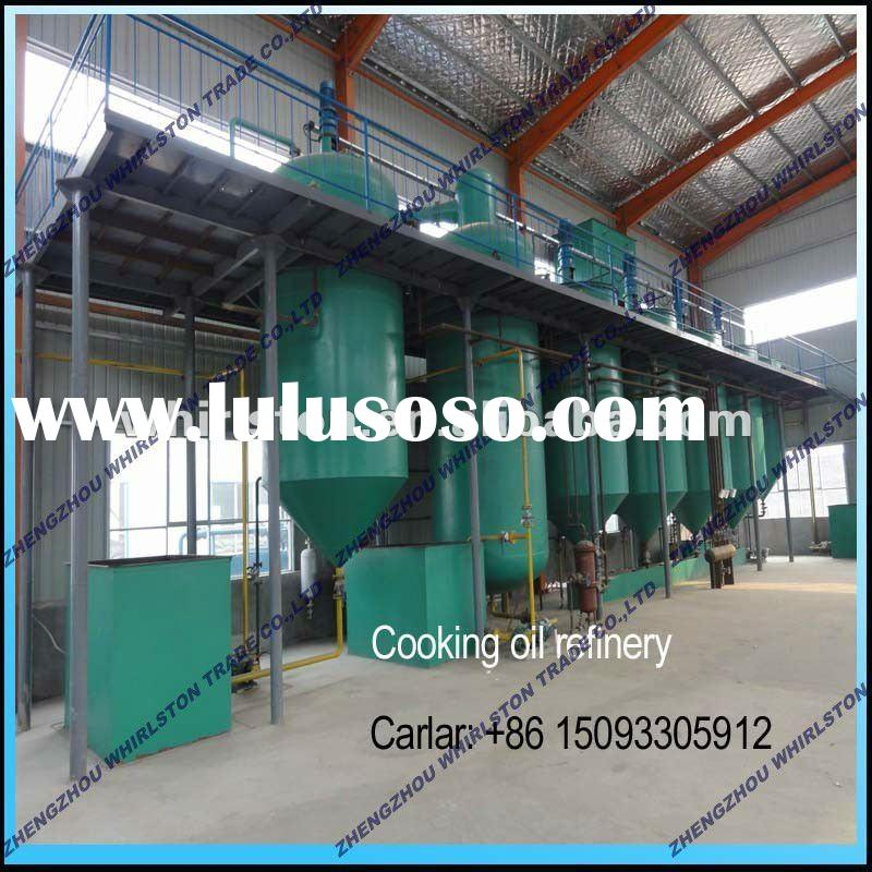 357 From CHINA Best Selling in 2012 palm oil refining machine/+86 15093305912