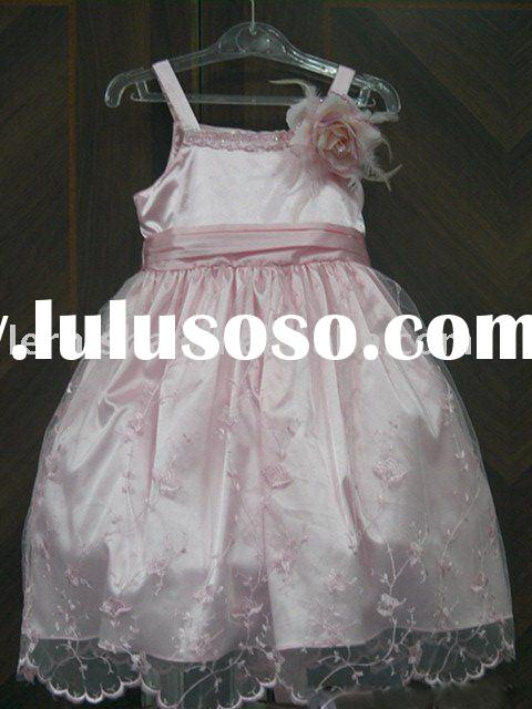 3-6 years old dress,flower girls dress,kids dress,children wear H107