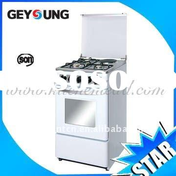3 Gas & 1 Electric Stove with Oven