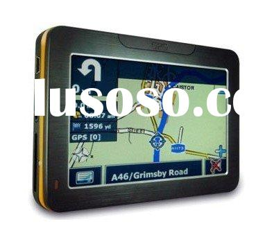 "4.3""Car tablet Gps Navigation 2GB New Map Card Touch Scree SAT-NAV System MP3 MP4 Map US/CA/EU/"