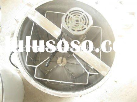 how to use honey bee extractor