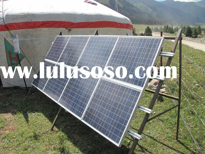 500W HOME USE solar system price
