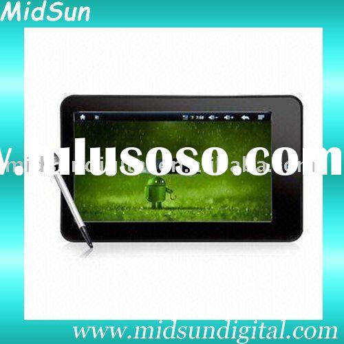 5 inch tablet pc mid epad capacitance touch screen built in 3G and GPS android 2.2 sim card slot GSM