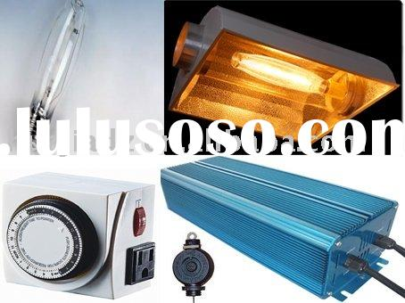 600W Grow Light System Air Cooled Hood Electronic Ballast Kit