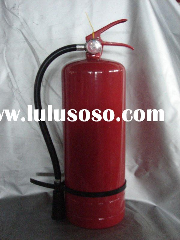 6 kg portable ABC 30 dry powder fire extinguisher