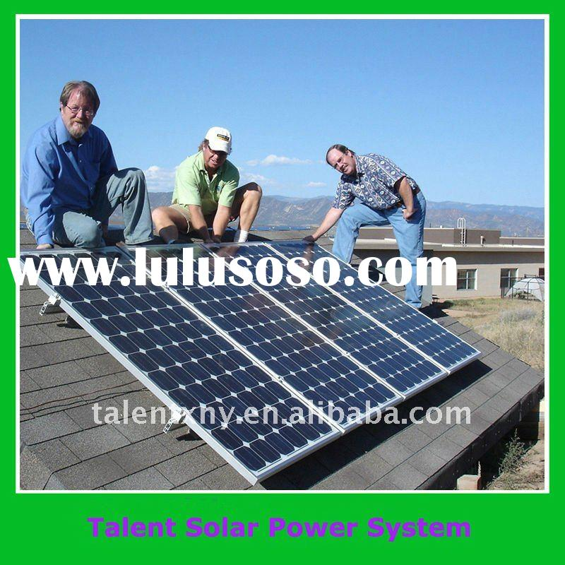 700W solar system for home use with best price