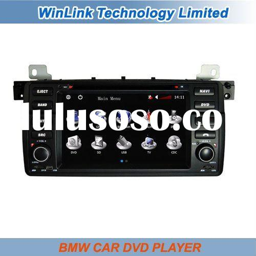 7'' 2 Din Special Car dvd Player for BMW e46 m3