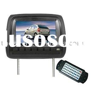 9 inch Headrest Car DVD Player+ Multi-function remote control +Game function (TZ-DH999)
