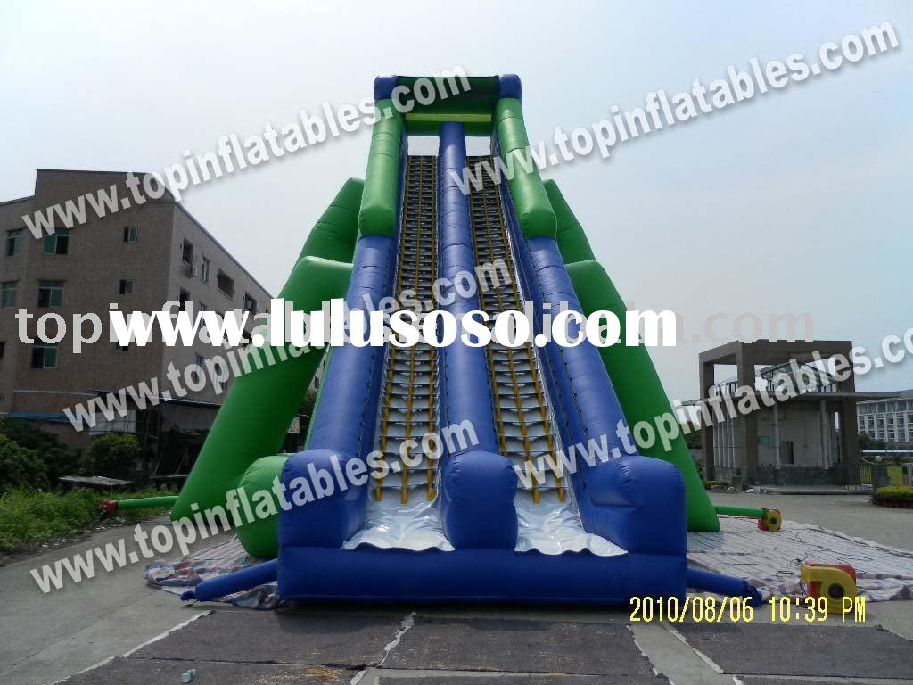 A1-TOP hippo slide, inflatable water slide,inflatable slide & bouncer