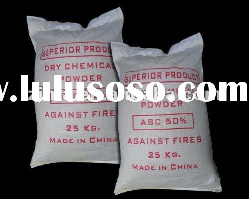 ABC dry chemical powder for fire extinguishers 50%