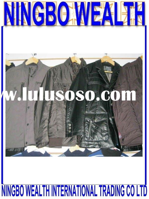 APPAREL STOCKLOTS, STOCKS GARMENTS, FASHION, CLOTHING, WINTER COAT