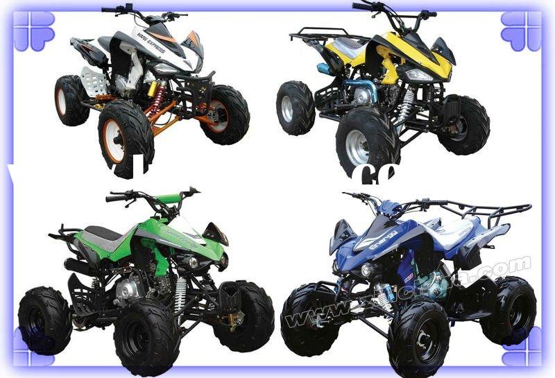 ATV 50cc-250cc automatic electric start quad bike atv