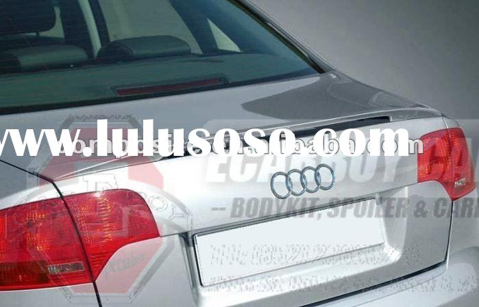 AUDI 06-07 A4 B7 QUATTRO CA REAR WING TRUNK LIP SPOILER (Brand New, in Stock, no MOQ, free shipping)