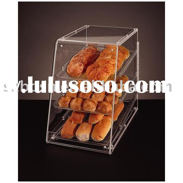 Acrylic Bakery Case,Acrylic Countertop Display,Acrylic Bakery Box