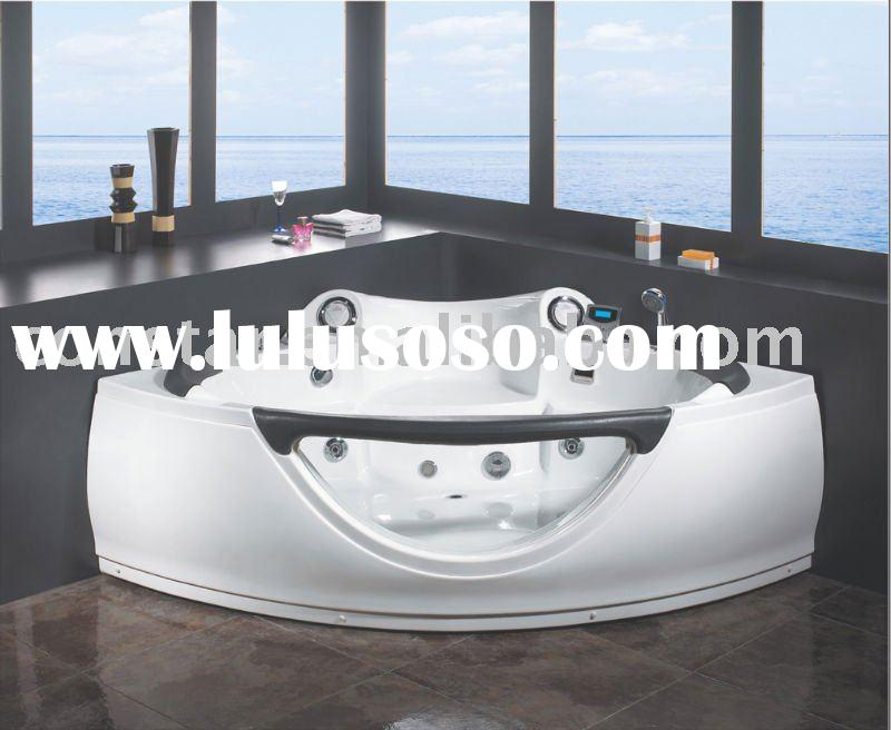 Acrylic Massage Bathtub &Whirlpool Bath (HYA0009)