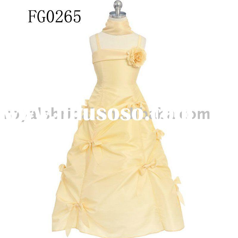 Adorable Kids Party Dress Wedding Wear