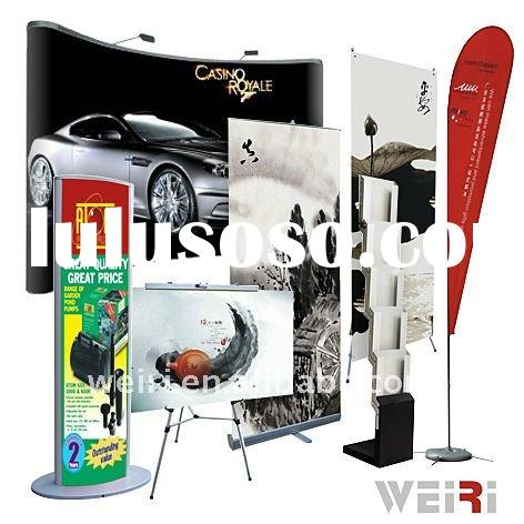 Advertising Equipment/Banner Stand/Display Stand/Roll up/Flying Banner/X banner/Pop up