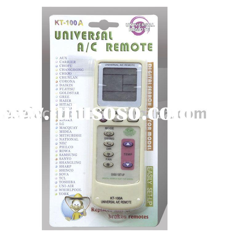 Air Conditioner Remote Control KT-100