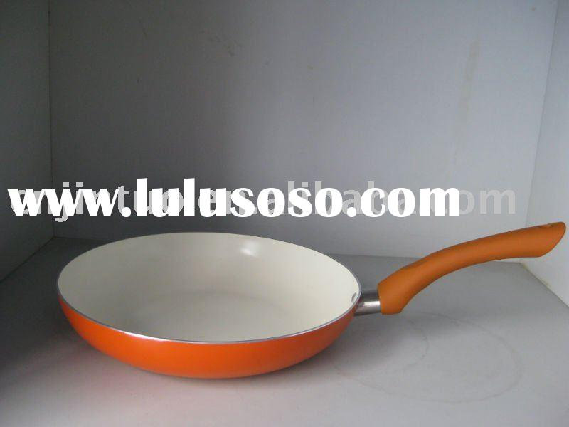 Aluminum Non stick Ceramic Coating Technique Cookware