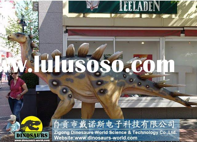 Amusement Park playground game animatronic dinosaurs for sale