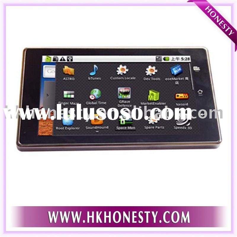 Android 2.1 google system tablet pc 7 inch touch screen 3g+ wifi