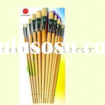 Artist Brush,(painting brush,drawing brush,oil painting brush,art brush,paintbrush,school brush,wate
