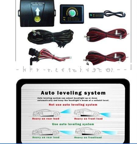 Auto leveling system for vehicle xenon head lamp (ASL-1)