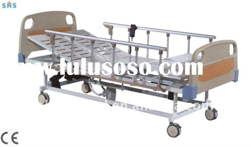 Invacare Semi Electric Hospital Bed Package 5310IVC with Bed Rails