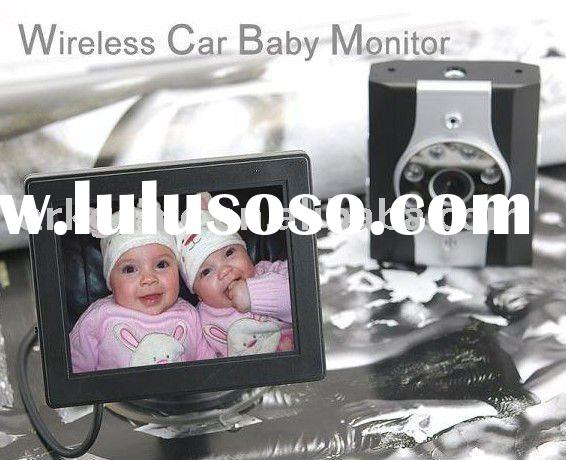 Baby Monitor Wireless Car Camera