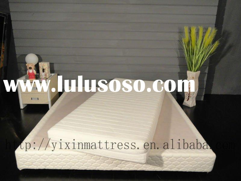Bamboo Fabric Memory Foam Mattress