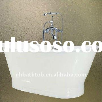 Bathtub/free Standing Bath/bath Whirlpool/cheap Bathtub/cast Iron Hot Tub